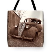 Old And Forgotten Tote Bag
