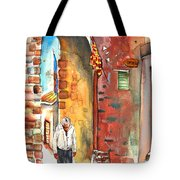 Old And Lonely In Italy 04 Tote Bag