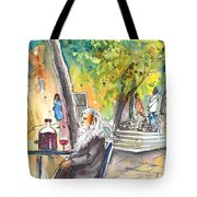 Old And Lonely In Italy 05 Tote Bag