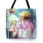 Old And Lonely In Spain 10 Tote Bag
