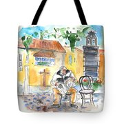 Old And Lonely In Tenerife 01 Tote Bag