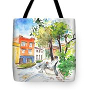 Old And Lonely In Tenerife 02 Tote Bag