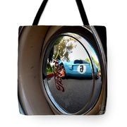 Old And New Ford Hotrods Tote Bag