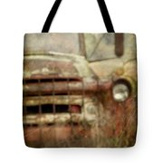 Old And Rusted Tote Bag
