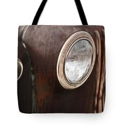 Old And Rusty Tote Bag