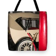 Old Automobile Tote Bag