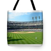 Old Ball Park Tote Bag