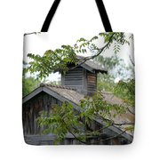 Old Barn 11 Tote Bag
