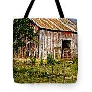 Old Barn #3 Tote Bag