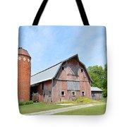 Old Barn 8008 Tote Bag