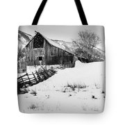 Old Barn  Tote Bag