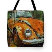 Old Beetle Tote Bag