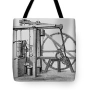 Old Bess Steam Engine Tote Bag by SPL and Science Source
