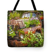 Old Truck Betsy Tote Bag
