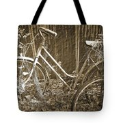Old Bikes Tote Bag