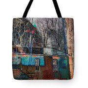 Old Bleach And Dye Works Right Tote Bag