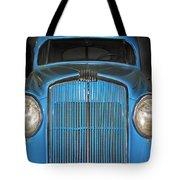 Old Blue Tote Bag