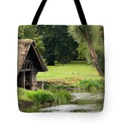 Old Boathouse Tote Bag
