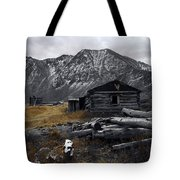 Old Boston Mine Tote Bag