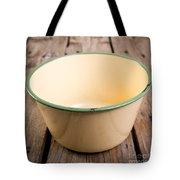 Old Bowl Tote Bag