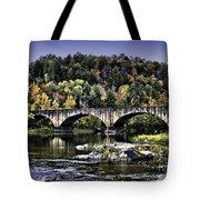 Old Bridge Tote Bag