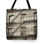 Old Building II. Tote Bag