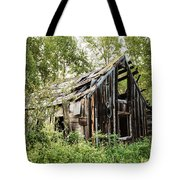 Old Building - Liberty Washington Tote Bag