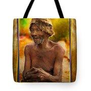 Old Bushman Tote Bag