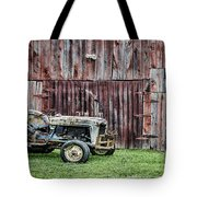 Old But Not Done Tote Bag