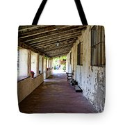 Old California Mission Tote Bag
