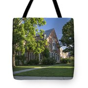 Old Campus Michigan State University Tote Bag