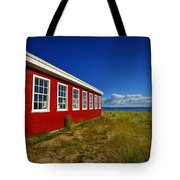 Old Cannery Building Tote Bag