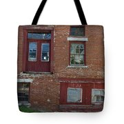 Old Cannery In Belfast Maine Img 6132 Tote Bag