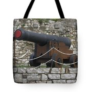 Old Cannon Tote Bag