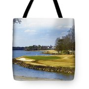 Old Carolina Golf Club Tote Bag