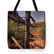 Old Cattle Station V2 Tote Bag