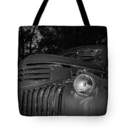 Old Chevy Truck 2 Tote Bag