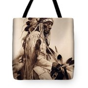 Old Cheyenne Tote Bag