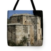 Old Church   #7173 Tote Bag