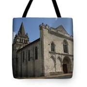 Old Church - Loire - France Tote Bag