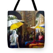 Old City Ahmedabad Series 8 Tote Bag