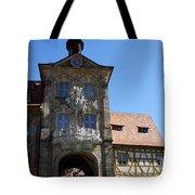Old City Hall - Bamberg Tote Bag