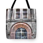 Old City Jail Entrance Tote Bag