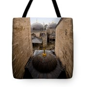 Old City Of Istanbul Tote Bag
