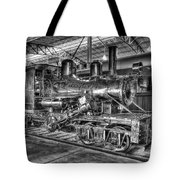 Old Climax No 4 Tote Bag