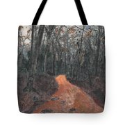 Old Connecticut Path Tote Bag