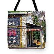 Old Corner Bar - Dayton - Nevada Tote Bag