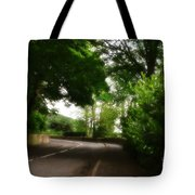 Old Country Road - Peak District - England Tote Bag
