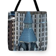 Old County Hall Winter 2013 Tote Bag