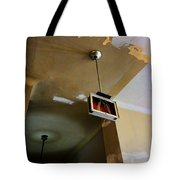 Old Court House In Evanston Wyoming - 3 Tote Bag